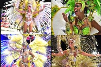 ¿Cuál de estas cuatro jóvenes se convertirá en la nueva Embajadora del carnaval?