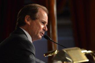 Este sábado, Bordet dirigirá su mensaje anual a la Asamblea Legislativa