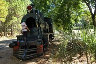 CTM radicó la denuncia policial por el robo a la histórica máquina del ferrocarril Urquiza