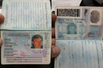 Pudieron dar con una hermana de Porrini, el hombre internado en Corrientes