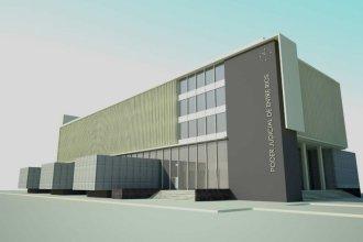 ¿Cuándo comenzará la construcción del edificio de los Tribunales de Gualeguaychú?