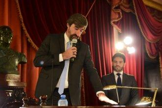 Giano fue elegido presidente de la Cámara de Diputados