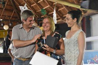 La colonense Dafne Lagrange, entre los ganadores de las Ruecas de Plata de la Fiesta de la Artesanía