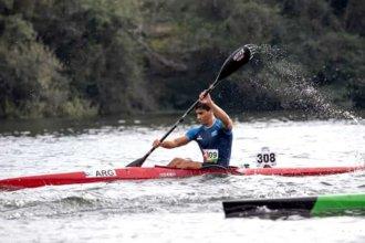 Logró una doble clasificación y participará de su sexto campeonato mundial