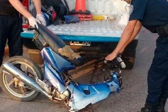 Murió el joven motociclista que fue atropellado por un BMW y luchaba por su vida
