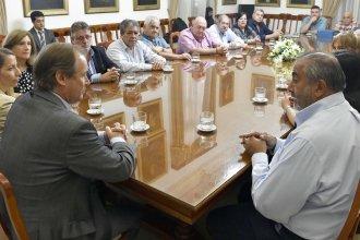 """La política salarial de Bordet """"es un acto de responsabilidad absoluta"""", elogió dirigente de la CGT"""