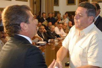 """""""Alfredito querido"""", la irónica respuesta de Urribarri a De Ángeli, tras las impugnaciones a su pliego como embajador en Israel"""