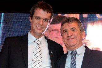 """Cresto, el primero en felicitar a Urribarri por haber sido """"oficializado"""" como embajador en Israel"""