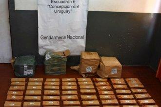 """Una """"entrega vigilada"""" hizo caer a banda narco que distribuía drogas en distintos puntos del país"""