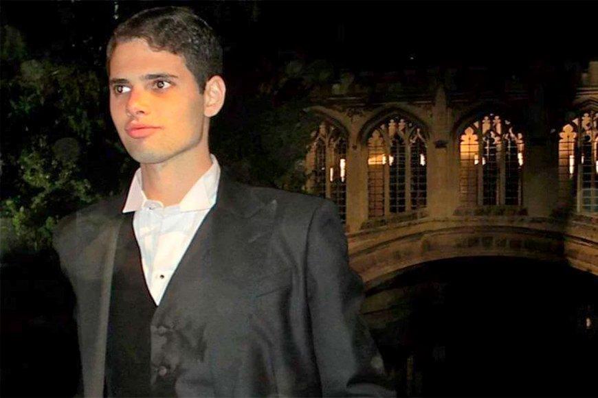 Ian, el estudiante que interrogó a Fernández