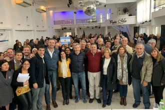 De Angeli, Olalla, Hein, Lena y Benedetti le bajan el tono a la discusión sobre la continuidad de la alianza opositora