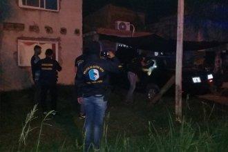 Realizaron cinco allanamientos simultáneos en Colón: secuestraron cocaína y dinero en efectivo