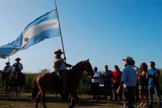 200 años después, recuerdan los decisivos 10 minutos de combate en Cepeda y la firma del Tratado del Pilar