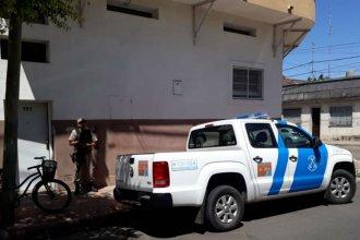 Una casa en el centro de Concordia con ocho kilos de droga y el vínculo con una investigación en Corrientes