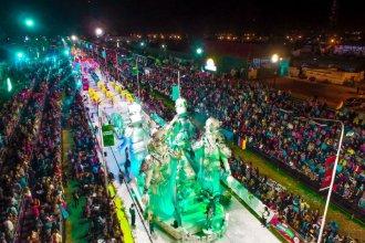 Consagrándose como la más ganadora de Concordia, Emperatriz sumó su octavo triunfo en el carnaval