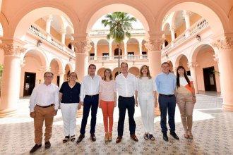 Bordet elegiría Colón para su primera reunión de gabinete itinerante