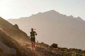 Entrerriana subió al podio tras correr más de 18 horas por la montaña más alta de América