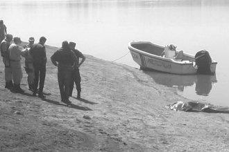 ¿Accidente u homicidio? La versión que aportó el padre del joven ahogado en el río Uruguay