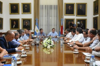 En reunión con la Mesa de Enlace, Bahillo planteó las dos prioridades del sector productivo