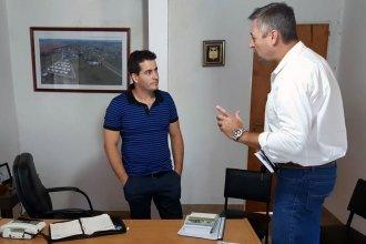 """""""Traza vial e infraestructura"""", las grandes preocupaciones del diputado Hein tras visitar el departamento Colón"""