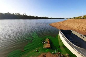 Río Uruguay: buscan crear un mapa de su contaminación