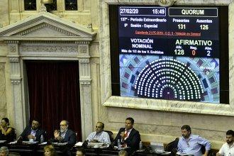 Jubilaciones de privilegio: Aprobaron la reforma en Diputados y la discusión pasa al Senado
