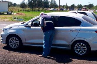 En Autovía Artigas, concientizaron a los turistas sobre HLB, la enfermedad que amenaza a la citricultura