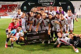 Patronato fue más en los penales y sigue vivo en la Copa Argentina