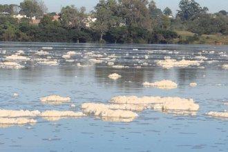 """""""Es la primera vez en la historia que la CARU permite esta contaminación del río Uruguay"""", afirmó Orduna"""