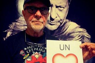 En el Día del Trasplante de Órganos, León Gieco se acordó de Mara y sumó su pedido para que aparezca un corazón