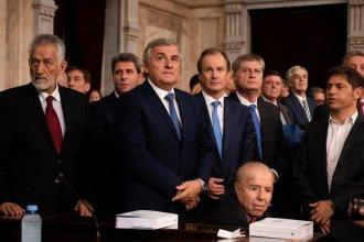 ¿Qué aspectos destacó Bordet del discurso de Fernández ante la Asamblea Legislativa?