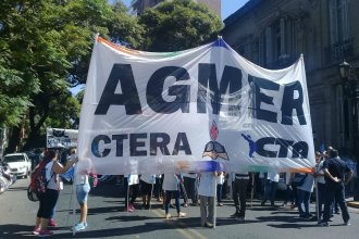 """Tras la aprobación de senadores, seccional de Agmer repudió """"el ajuste sobre el salario y las jubilaciones"""""""