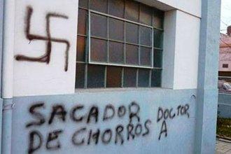 Pintadas antisemitas en Basavilbaso: ¿en qué fecha se conocerá el veredicto?