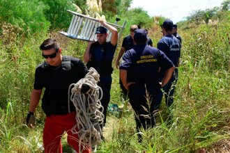 Hallaron un cuerpo en la zona de rastrillaje: indicios señalan que sería Fátima Acevedo