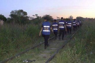 """""""Se la sigue buscando con vida"""": Continúan los rastrillajes con más de 60 efectivos"""