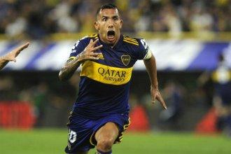 Un gol de Tévez y el empate de River llevaron a Boca a ser campeón de la Superliga