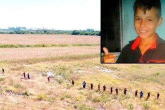 Con una nueva pista, sigue la búsqueda del niño entrerriano desaparecido a fines de febrero