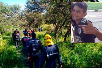 Detuvieron a dos personas por la desaparición del niño de Hernandarias