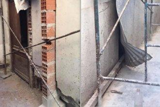 Ingresaron a una obra en construcción y se llevaron herramientas valuadas en 200 mil pesos