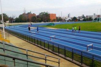 Para uso de atletas de alto rendimiento, habilitaron pista en localidad entrerriana