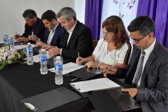 """Hogar """"Yanina"""": ¿Qué dice el convenio de coparticipación firmado por los intendentes del Departamento Colón?"""