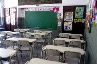 Inminente suspensión de las clases: la decisión final, en manos del gobierno provincial