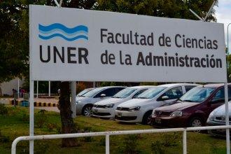 CONEAU acreditó la carrera de Contador Público de la Facultad de Ciencias de la Administración de la UNER