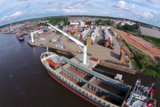 Hidrovía del río Uruguay: entre el interés de Brasil, el impulso de Uruguay y el contacto que vendrá con Entre Ríos