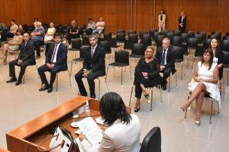 Estos son los nuevos defensores oficiales de Entre Ríos que prestaron juramento
