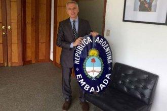 Un embajador oriundo de Entre Ríos contrajo coronavirus en Venezuela