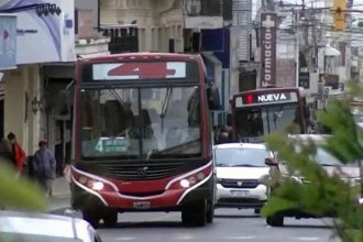 Por nueva retención de servicios, colectivos urbanos dejan de circular por Paraná