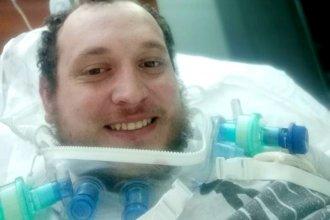 Tiene 29 años, es entrerriano y le da pelea al coronavirus en la zona más complicada de Italia