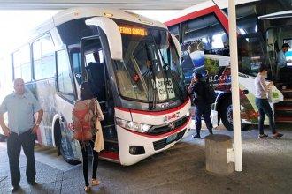 Falta de pasajeros pone en jaque el servicio de tradicional transporte binacional