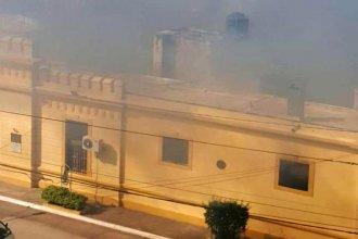 Serios incidentes, disparos y fuego en una cárcel de la costa del Uruguay